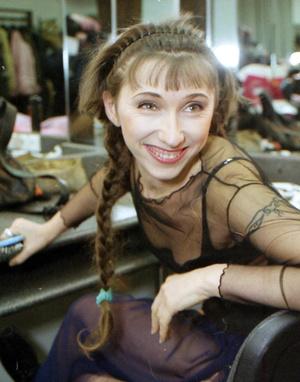 Елена Воробей фото в молодости