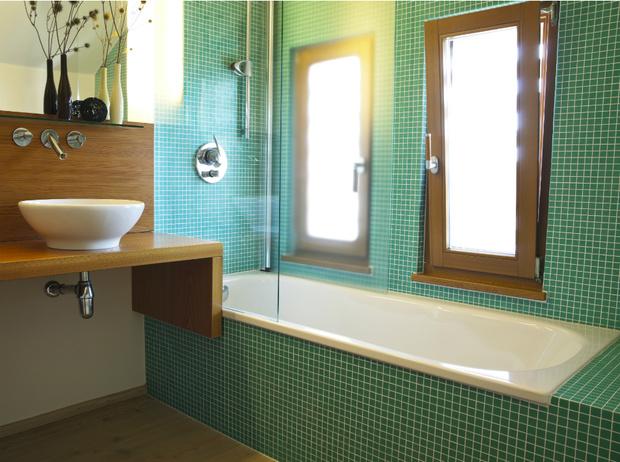 Фото №5 - От прихожей до ванной: как использовать мозаику в интерьере