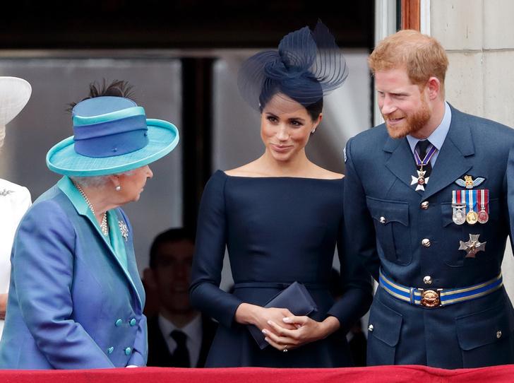 Фото №6 - Герцогиня Меган скоро окажется недалеко от отца (но захочет ли его видеть?)