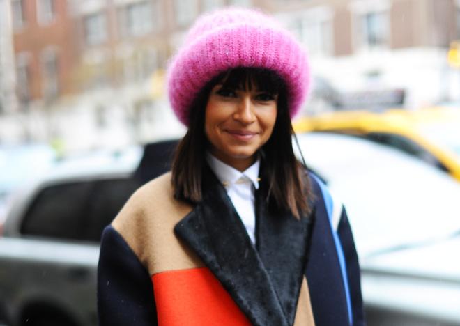 Модные шапки, шарфы перчатки: зима 2015 2016