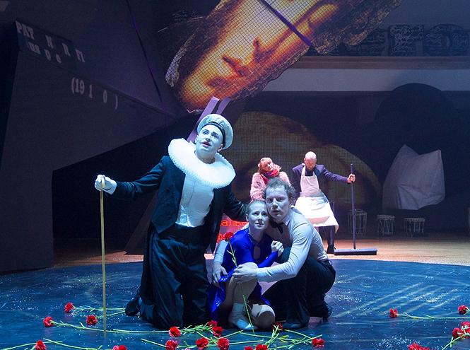 Фото №6 - Новый европейский театр: что смотреть на фестивале NET