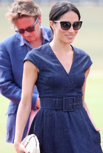 Фото №5 - Меган Маркл приехала поддержать принца Гарри на матче по поло