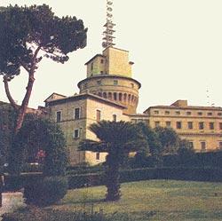 Фото №3 - В ватиканском саду