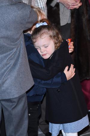 Фото №18 - Принц Жак и принцесса Габриэлла: четвертый год в фотографиях
