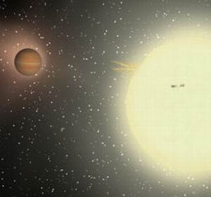 Фото №1 - Открыта самая большая планета во Вселенной