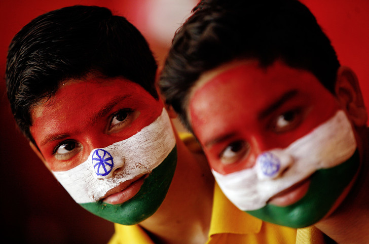 Фото №8 - Накопительный вклад: как воспитывают детей в Индии