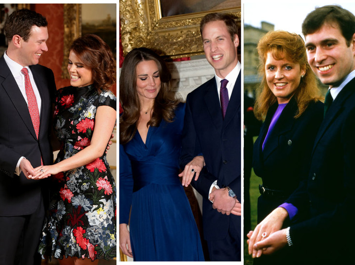 Фото №1 - 10 простых и романтичных предложений руки и сердца от королевских особ