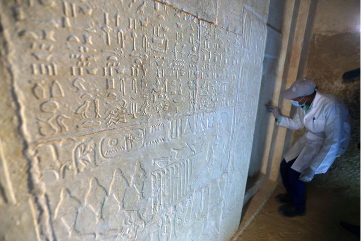 Фото №1 - В Египте обнаружили песню о любви, написанную почти 4500 лет назад