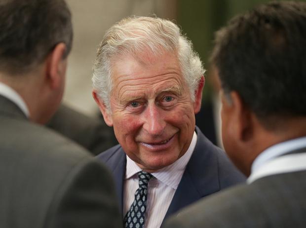 Фото №1 - Как выглядят первые 28 наследников британского престола