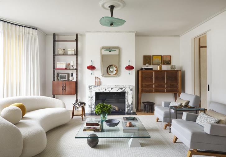 Фото №1 - Дом в Лондоне в эклектичном стиле