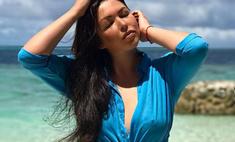 Ирина Дубцова предложила обсудить ее грудь