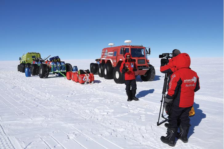 Фото №1 - Айс-рекорд: к 200-летию открытия Антарктиды