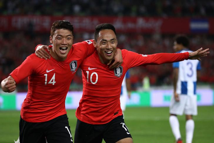 Фото №1 - Футбол по-азиатски: как играют и болеют в Южной Корее