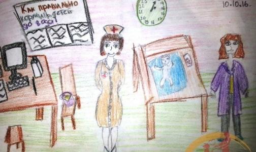 Фото №1 - Петербуржцы выбрали любимых детских врачей