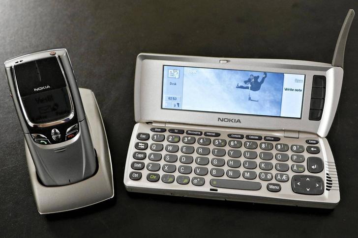 Фото №4 - Самые лучшие телефоны-раскладушки из нулевых и девяностых