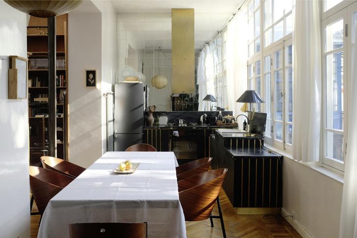 Фото №7 - Квартира сооснователя студии Rooms Наты Джанберидзе в Тбилиси