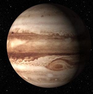 Фото №1 - Юпитер покрывается пятнами