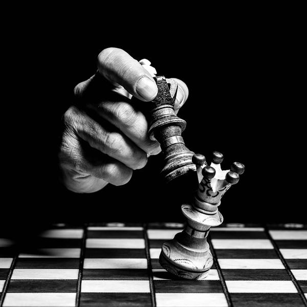 Фото №3 - В 14 лет он обыграл чемпиона по шахматам, а в 19 исчез: загадочная история гения Питера Уинстона