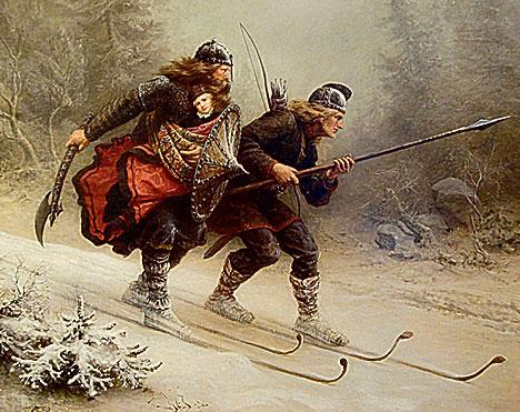 Фото №6 - Лыжный ген: Норвегия
