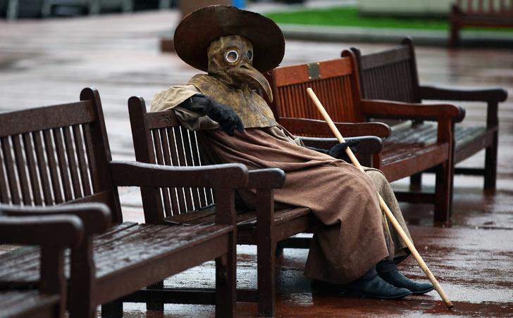 Фото №2 - Невидимые убийцы: 5 эпидемий, поменявших ход истории