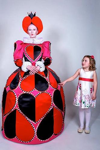 Фото №4 - На выставке «Алиса в стране чудес» проходят необычные квесты