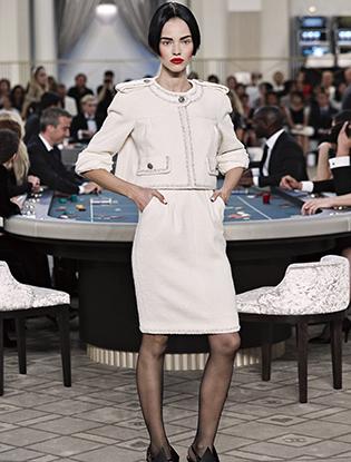 Фото №27 - Неделя Высокой моды в Париже: Chanel FW2015/16