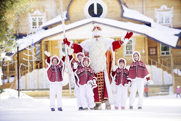 Фото №1 - Дед Мороз: где он живет и как ему написать?