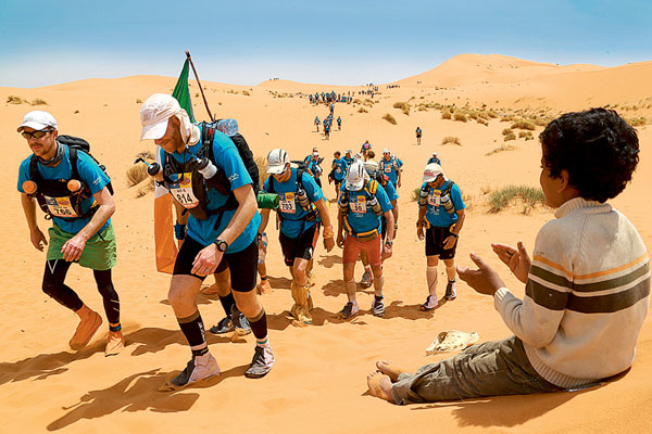 Фото №5 - След на песке