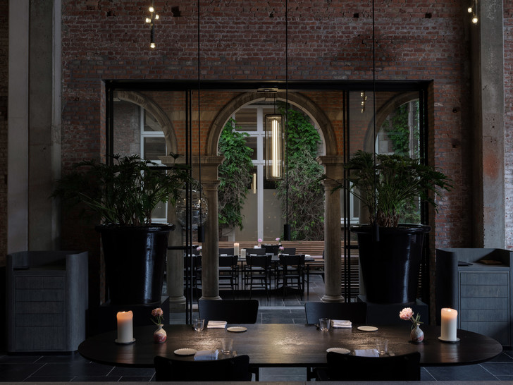 Фото №6 - Le Pristine: модный ресторан по мотивам фламандской живописи