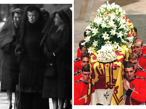 Фото №1 - От королевы Виктории до принцессы Маргарет: какими были похороны Виндзоров за последние сто лет