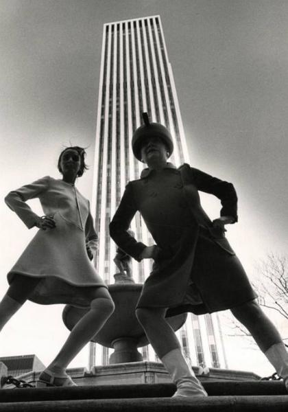 Фото №3 - Отец уличной моды: как Билл Каннингем изменил мир модной фотографии