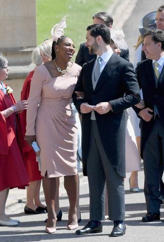 Фото №44 - 20 самых стильных гостей на свадьбе Меган Маркл и принца Гарри