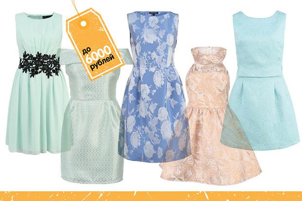 Фото №8 - Топ-80: Выпускные платья на любой вкус и кошелек