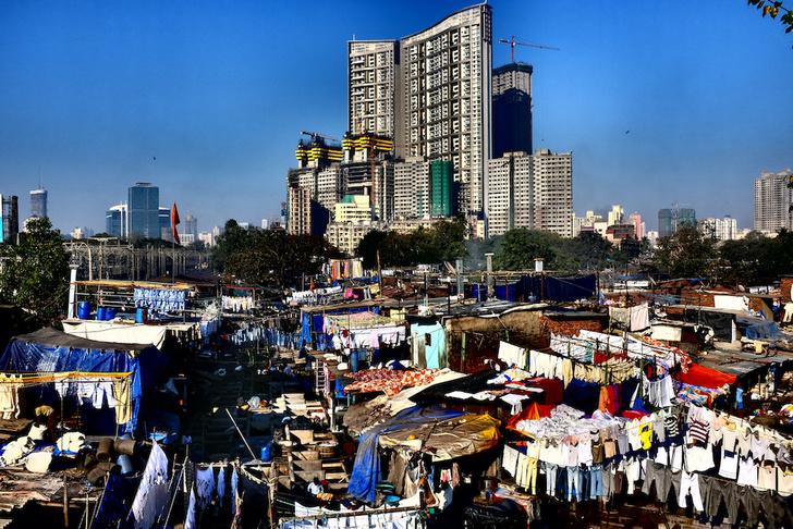 Фото №4 - Всё, что вы не знали о: профессиональные нищие, британские даблдекеры и еще 10 фактов о Мумбаи