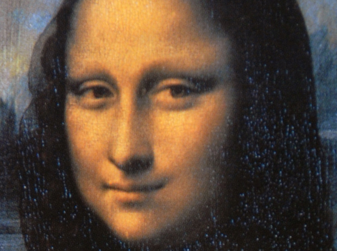 Фото №6 - 7 тайн знаменитой «Моны Лизы» Леонардо да Винчи