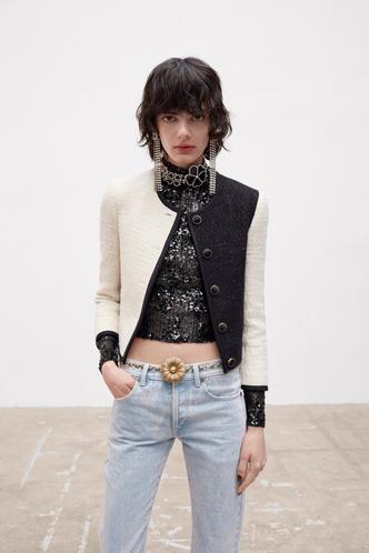 Фото №3 - Самые модные джинсы осени и зимы 2021/22