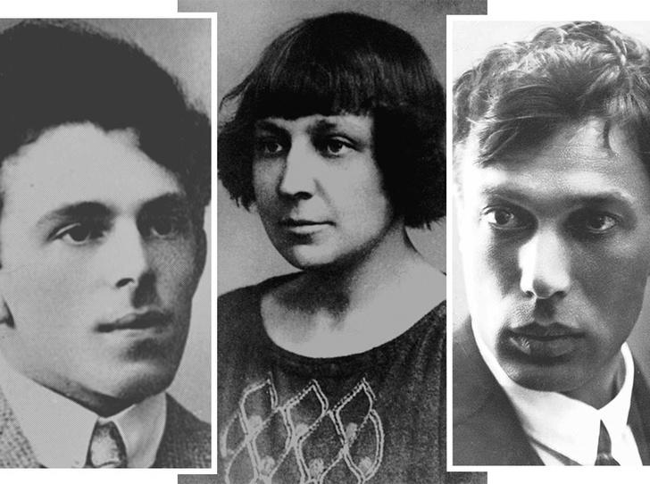 Фото №1 - Большая любовь Марины Цветаевой: 5 возлюбленных поэтессы, изменивших ее жизнь