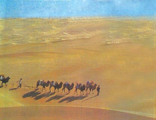 Фото №1 - Адская пустыня