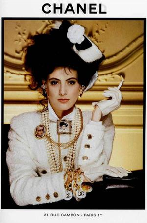 Фото №2 - Амбассадоры Карла: самые яркие посланницы Chanel