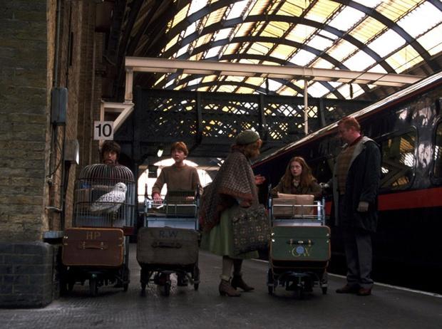 Фото №10 - 10 фактов о Джоан Роулинг и Гарри Поттере