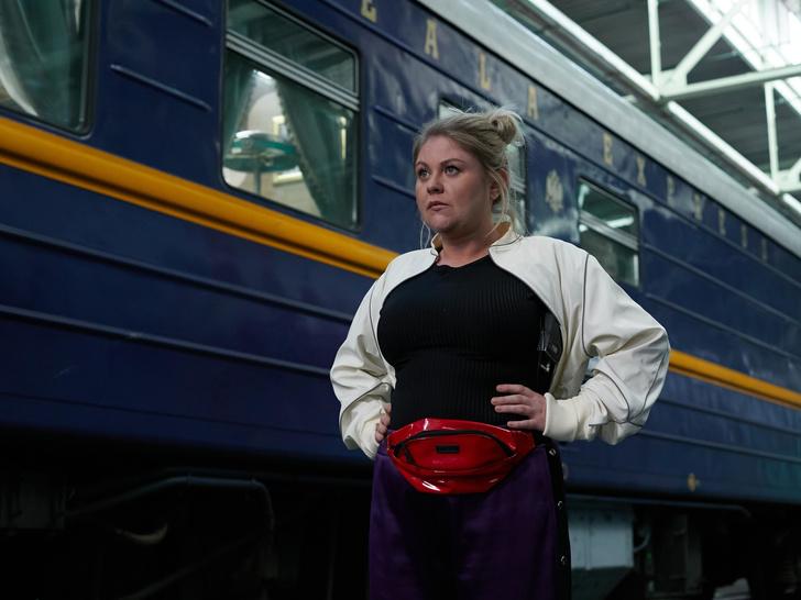 Фото №3 - Валентина Мазунина: «Не надо худеть, чтобы влезть в юбку. Купите свой размер»