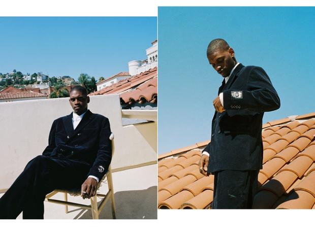 Фото №1 - Базовый и безумно стильный мужской гардероб на осень в новом лукбуке No Vacancy Inn & Stussy