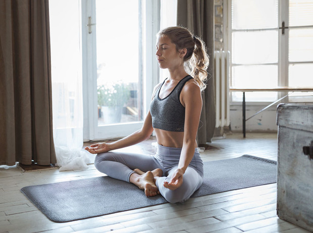 Фото №2 - 7 фактов об осознанной медитации