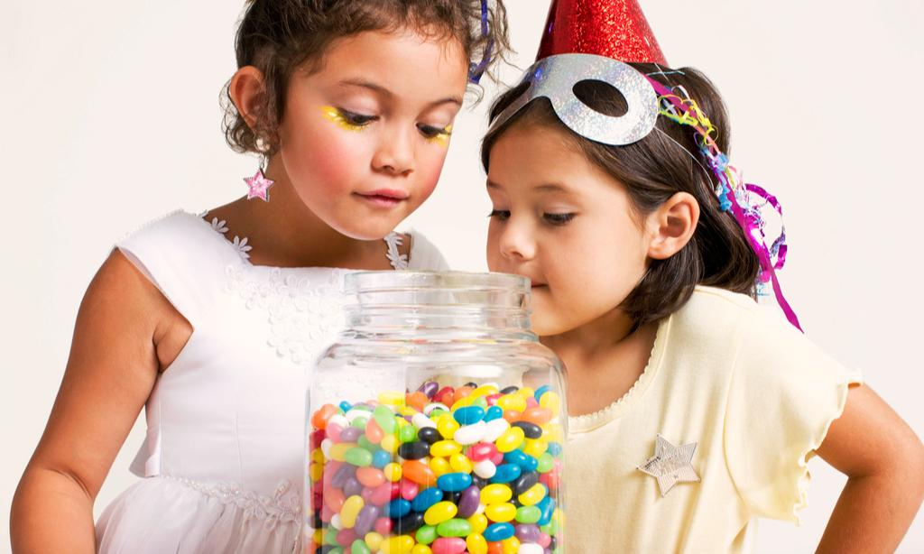Как научить ребенка-сладкоежку есть все
