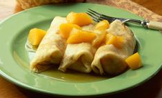 Приготовление блинов на кефире без яиц: два пошаговых рецепта