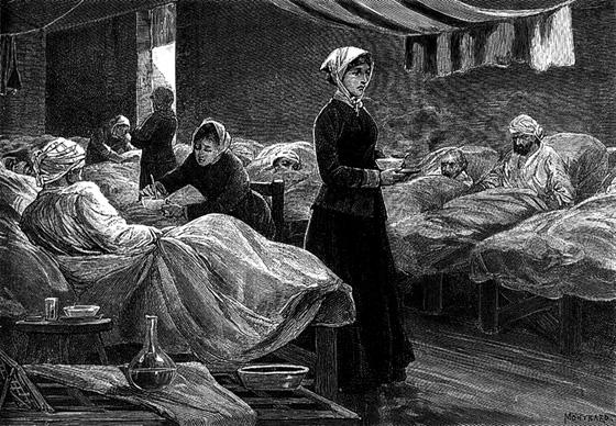 Фото №1 - 21 октября 1854 года. Великобритания
