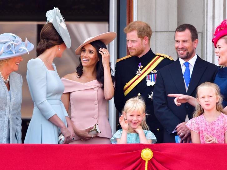 Фото №3 - Зачем Меган собирается в Лондон, и почему это станет «королевским кошмаром»