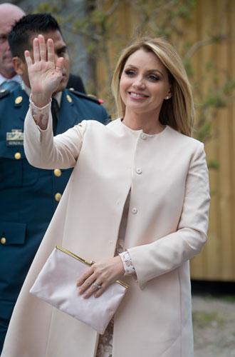 Фото №4 - Этикет первых леди: что можно (и нельзя) супругам президентов