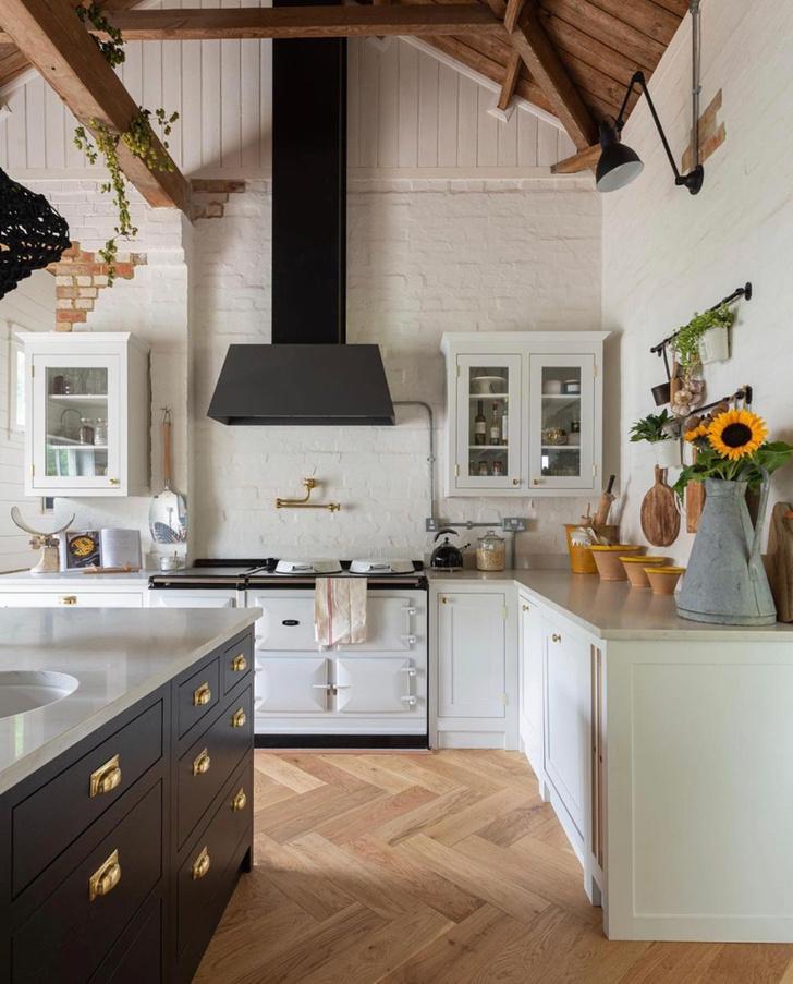 Фото №3 - Кухня в английском стиле: 6 полезных советов