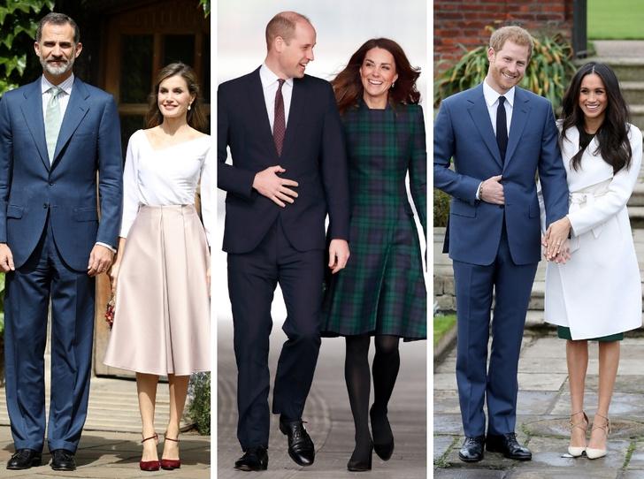 Фото №1 - Где познакомиться с настоящим принцем (если вы не принцесса): 7 встреч, закончившихся свадьбой